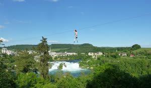 Adventure Park am Rheinfall, Schaffhauserland