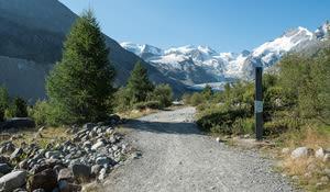 Gletscherwanderweg