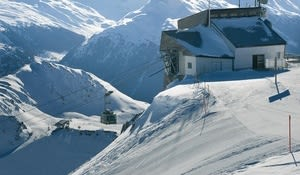 Weissfluhjoch, Parsenn, Davos Klosters, Graubünden