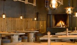 Stalla-Alp Nagens Laax Restaurant