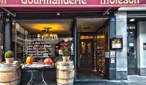 Restaurant Gourmanderie Moléson