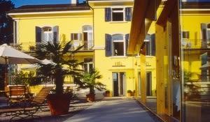 Goldach, Villa am See