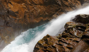 Roffla Gorge (waterfall)
