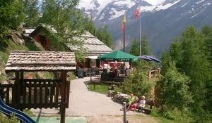 Gletschergrotte, Saas-Fee