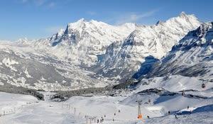 Männlichen, Grindelwald