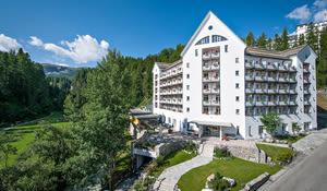 Hotel Schweizerhof Sils