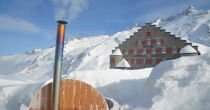 Grimsel Hospiz exclusive in Winter