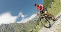 Se balader en vélo à travers les paysages