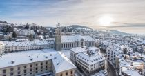Godersi l'inverno in St. Gallen