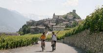 Itinéraire du Rhône : Oberwald - Genève