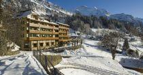 Hotel Alpenrose mit einmaliger Aussicht