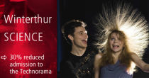 Winterthur SCIENCE - oferta especial