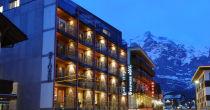 Höhenflug im Eiger Selfness Hotel****