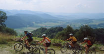 Jura biking: Delémont - Ste. Croix