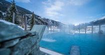 Baños y montañas: relajación para cuerpo y alma