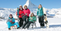 Winter Families' Hit