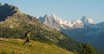 Tour a piedi della Val d'Anniviers
