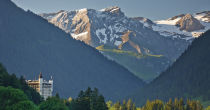 Overnight stays on the Grand Tour of Switzerland