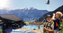 Hike and wellness in the heart of the alps