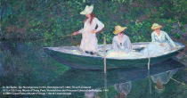 Package deals Claude Monet