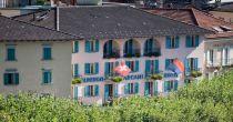 Albergo Carcani, Ascona