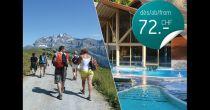 Hiking & Hot baths «Portes du Soleil»