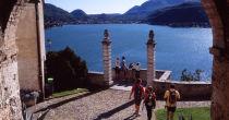 Sentiero Lago di Lugano: Lugano - Mendrisio