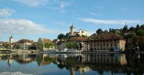 Summer greetings from Schaffhausen