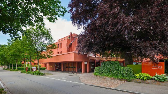Hotel Du Parc Baden Switzerland
