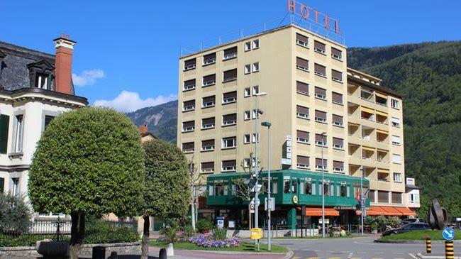 H tel alpes rhone martigny switzerland tourism for Hotel design rhone alpes