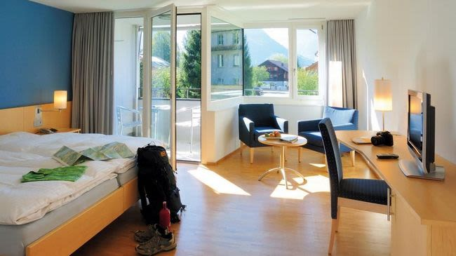 Hotel Artos Interlaken Wellness