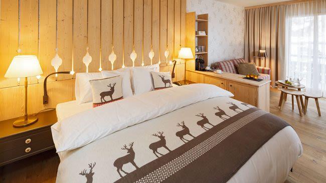 Hotel piz buin klosters schweiz tourismus for Boutique hotel alpen
