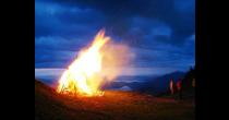 1. August mit Höhenfeuer