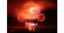 Bielerseefest mit Feuerwerk