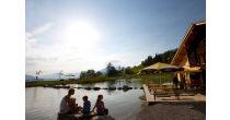 1. August-Feier Hasliberg beim Badesee