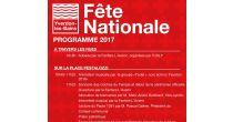 Fête Nationale à Yverdon-les-Bains