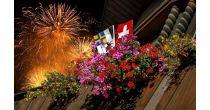1. August Feier Lenzerheide