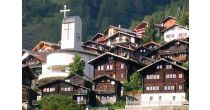 Schweizer Nationalfeiertag - Albinen