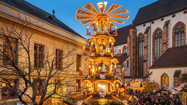 Kirchen basel weihnachten