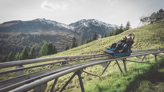 summer fun in the mountains chur スイス政府観光局