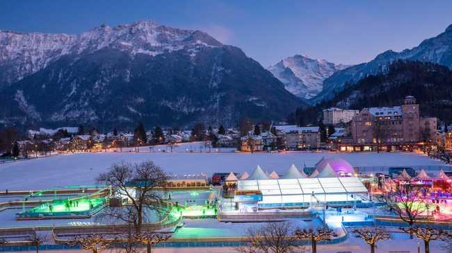 top of europe ice magic package interlaken switzerland tourism