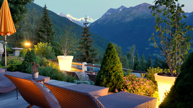 wellness in the mountains st luc スイス政府観光局