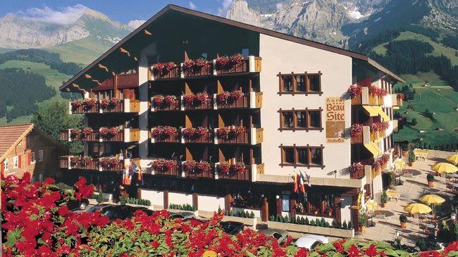 Boutique Hotel Beau Adelboden