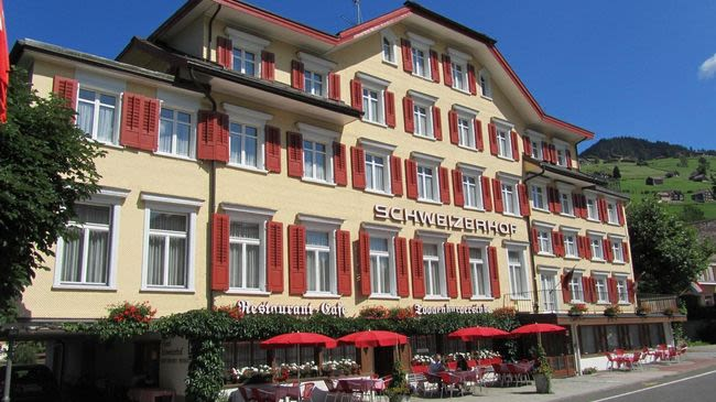 Hotels In Alt St Johann Schweiz