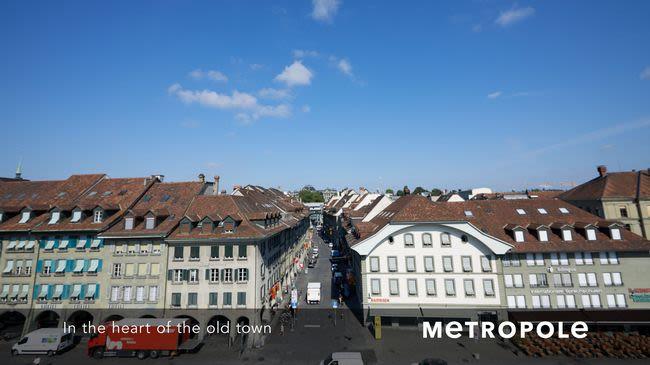 Metropole Easy City Hotel Bern Switzerland Tourism