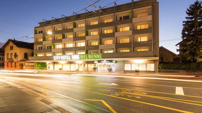 CITY HOTEL BIEL BIENNE BielBienne Switzerland Tourism
