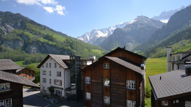 Hotel Elmer Elm Switzerland Tourism