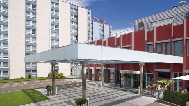 Movenpick Hotel Zuerich Airport