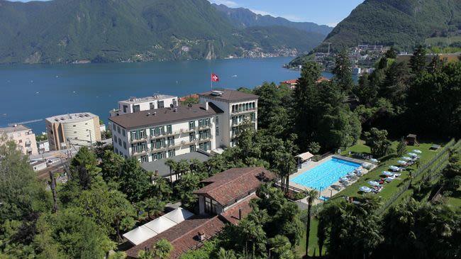ContinentalParkhotel Lugano Switzerland Tourism