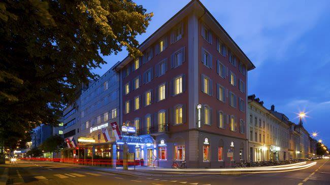 Best Western Hotel Wartmann am Bahnhof, Winterthur | Switzerland Tourism